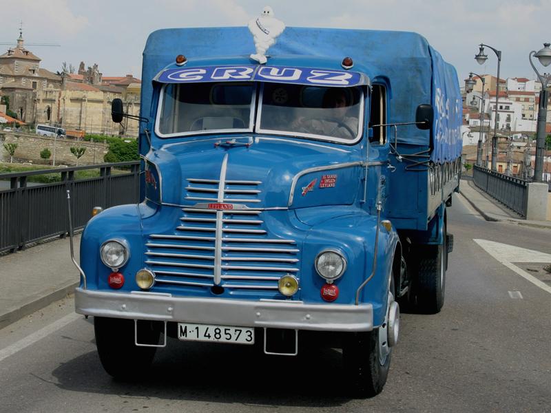 Leyland Comet Clasicos Del Motor